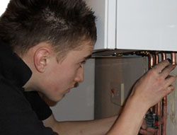 Heating services from Loveridges